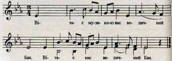 Повторення вивченого у 7 класі. Ритмічний рисунок пісні. Розучування пісні Здрастуй, світ, муз. Л. Квінт