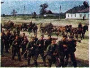 Відступ Червоної армії