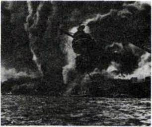 Війна на Тихому океані та в Північній Африці