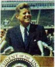 Внутрішня та зовнішня політика адміністрацій Джона Кеннеді, Ліндона Джонсона, Річарда Ніксона