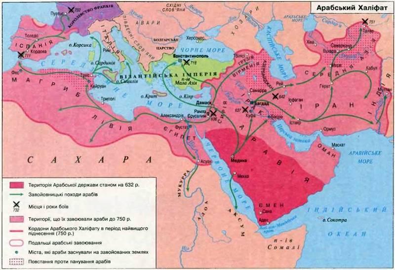 Арабський світ