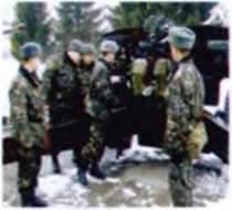 Внутрішній порядок у військовій частині та її підрозділах