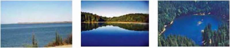 Озера й болота України