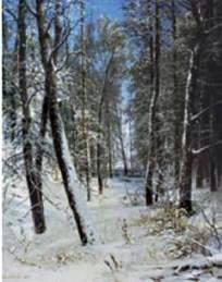 Природа в русской живописи