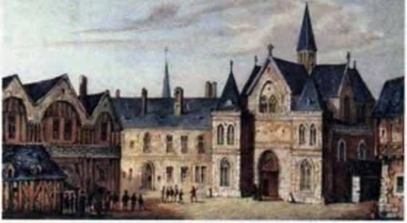 Практичне заняття. Середньовічні школи та університети. Життя середньовічного студента