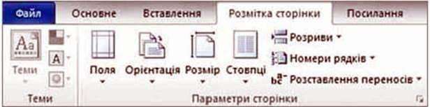 Режими роботи з текстовим документом